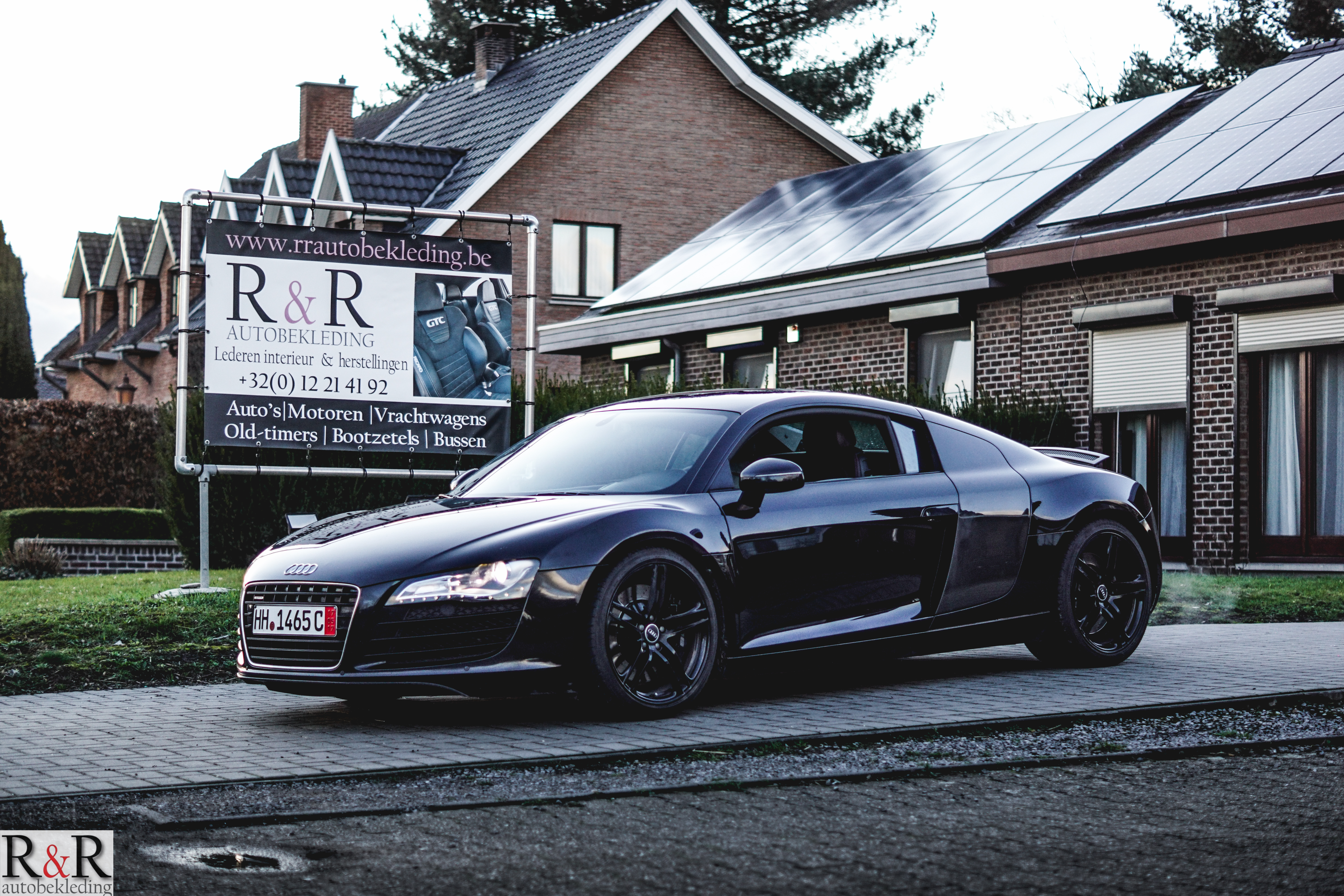 The Carbon Stallion - R&R autobekleding